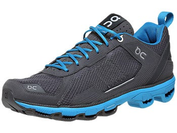 ON Cloudrunner Men's Shoes Anthracite/Methyl