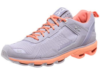 ON Cloudrunner Women's Shoes Grey/Salmon