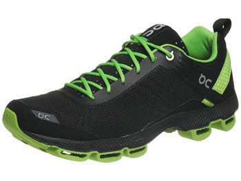 ON Cloudsurfer Men's Shoes Black/Lime