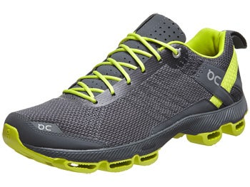 ON Cloudsurfer Men's Shoes Asphalt/Sulphur