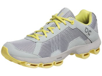 ON Cloudster Women's Shoes Glacier/Limelight