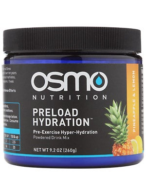 Osmo PreLoad Hydration Drink Mix for Men 20-Serv