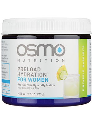 Osmo PreLoad Hydration Drink Mix for Women 20-Serv