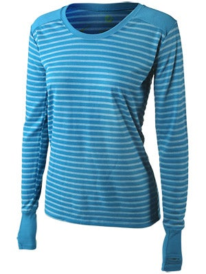 Oiselle Women's Earn Your Stripes LS