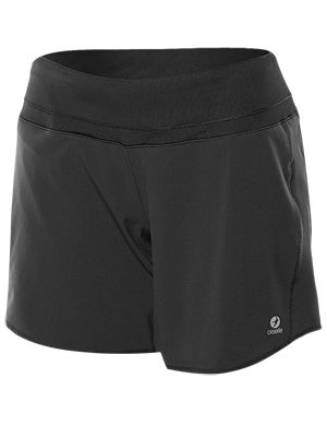 Oiselle Women's Long Roga Short Black