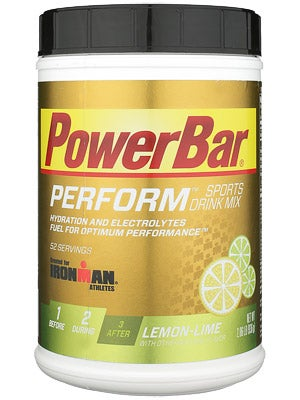 PowerBar Ironman Perform Sport Drink 52-Serving