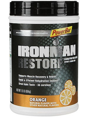 PowerBar Ironman Restore Sport Drink 36-Serving