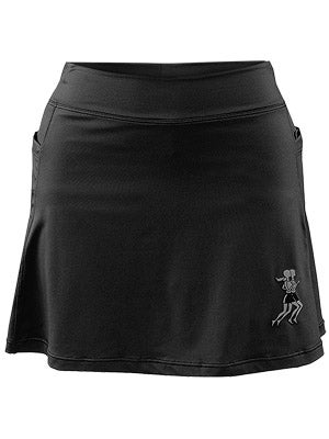 Running Skirts Women's Athletic Skirt Black