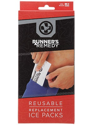 Runner's Remedy Reusable Ice Packs