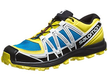 Salomon Fellraiser Men's Shoes Blue/Yellow/Cane