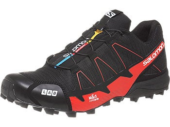 Salomon S-Lab Fellcross 2 Men's Shoes Black/Red