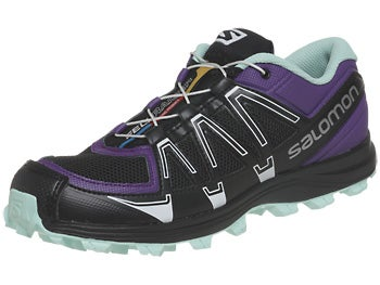 Salomon Fellraiser Women's Shoes Bk/Blu/Grape