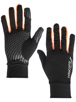 Saucony Ultimate Run Gloves Black