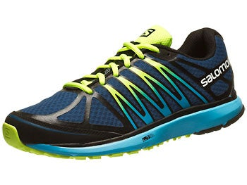 Salomon X-Tour Men's Shoes Dark Cloud/Flea/Blue