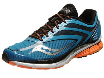 Saucony Cortana 3 Men's Shoes Blue/ViziOrange
