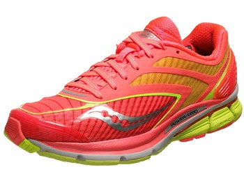 Saucony Cortana 3 Women's Shoes Vizipro Coral/Citron