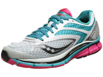 Saucony Cortana 3 Women's Shoes White/Blue/Pink