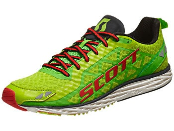 Scott Race Rocker 2.0 Men's Shoes Green/Red