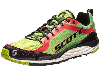 Scott T2 Kinabalu 2.0 Women's Shoes Green/Red