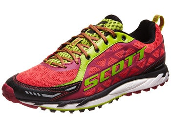 Scott Trail Rocket Women's Shoes Red/Green