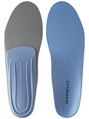 Superfeet Active Blue Insoles