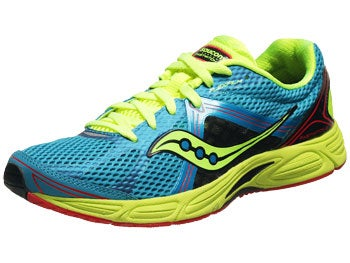 Saucony Fastwitch 6 Men's Shoes Blue/Citron
