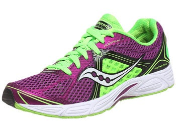 Saucony Fastwitch 6 Women's Shoes Purple/Slime
