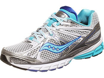 Saucony Guide 6 Women's Shoes White/Silver/Blue