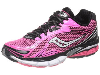 Saucony Hurricane 14 Women's Shoes Pink