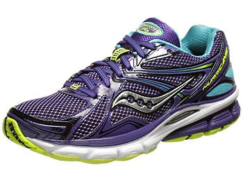 Saucony Hurricane 16 Women's Shoes Pur/Blu/Cit