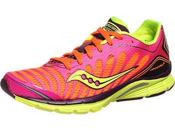 Saucony Kinvara 3 Women's Shoes Pnk/Purp/Citron