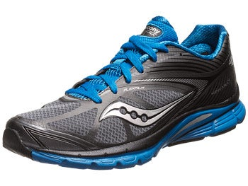 Saucony Kinvara 4 Men's Shoes Grey/Blue