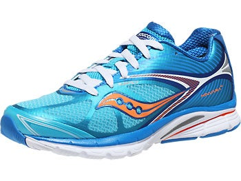 Saucony Kinvara 4 Women's Shoes Blue/Orange