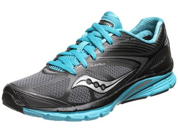 Saucony Kinvara 4 Women's Shoes Grey/Blue