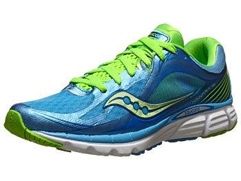 Saucony Kinvara 5 Women's Shoe Blue/Slime