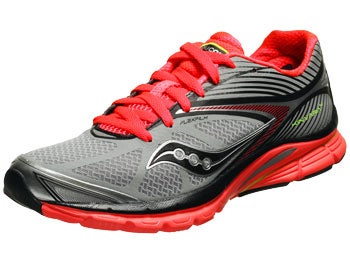 Saucony Kinvara 4 ViziGlo Women's Shoes Silv/ViziCor