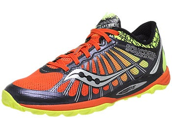 Saucony Kinvara TR2 Trail Men's Shoes Navy/Citron