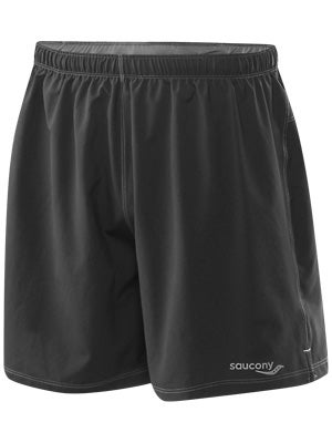Saucony Men's Alpha Short Black