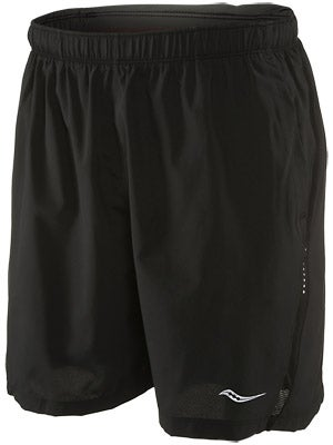 Saucony Men's Cohesion Short Black