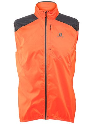 Salomon Men's Fast Wing Vest Fluo Orange