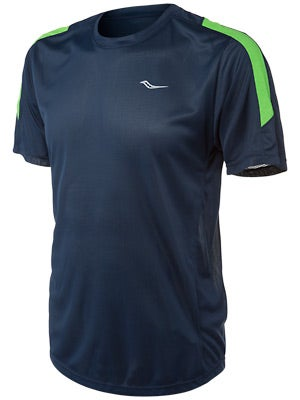 Saucony Men's Hydralite Rev Short Sleeve Navy