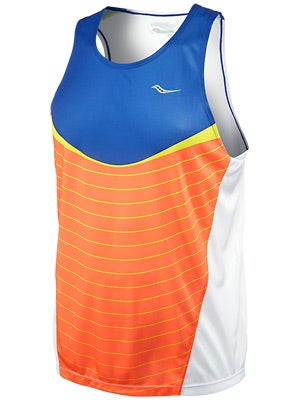Saucony Men's Inferno Singlet Colors