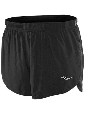 Saucony Men's Inferno Split Short Black