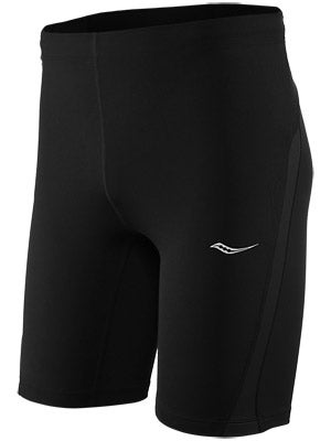 Saucony Men's Inferno Tight Short Black
