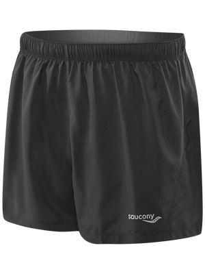 Saucony Men's Performance Short Black