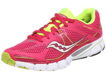 Saucony Mirage 3 Women's Shoes Pink/Citron