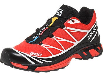 Salomon S-Lab XT 6 Men's Shoes Red/Bk/Wh