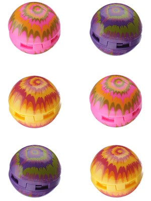SneakerBalls Radial Tie Dye Fresh & Clean Scent 3-Pack