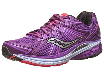 Saucony Omni 13 Women's Shoes Purple/Coral