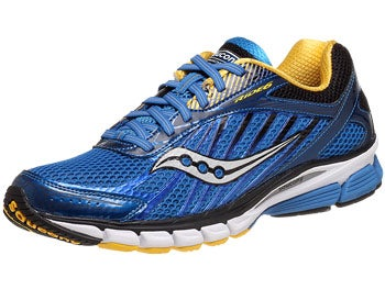 Saucony Ride 6 Men's Shoes Blue/Yellow/Black